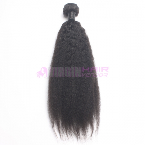 Super grade 8-30inch wholesale hair extension cheap Malaysian hair kinky straight hair