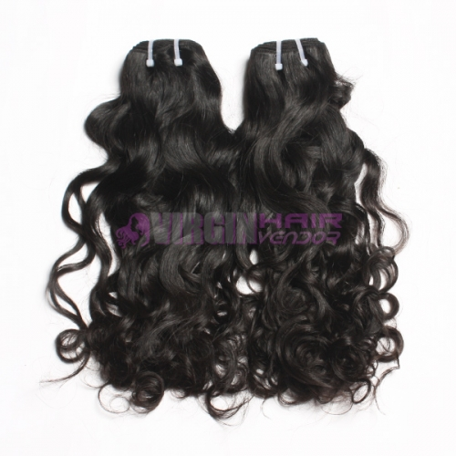 2016 wholesale new arrival virgin brazilian natural wave hair