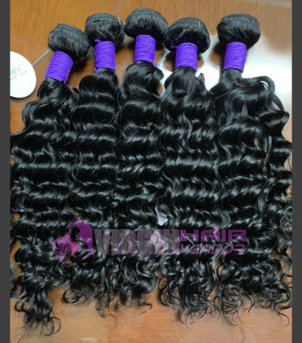Super grade 10-30inch 100% virgin brazilian hair in stock factory supplier