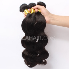 Ula Hair Body Wave Malaysian Virgin Hair 3Bundles/Lot Unprocessed Malaysian Hair Weaving Elegant Women Body Wave Hair