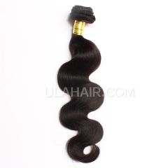 Ula hair 13A Quality Retail 1 Bundle Malaysian Virgin hair Body Wave