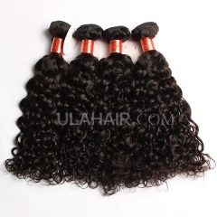 Ula Hair 13A Grade Italian Curly 3PCS/LOT Virgin Hair Extensions