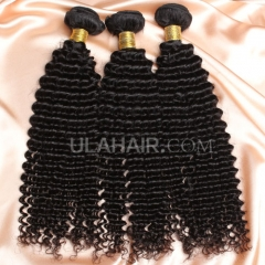 【8A 3PCS】Ula Hair New 8A 3 Bundles Deal Brazilian Virgin Hair Kinky Curly Wavy