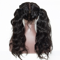 【In Stock】13A Full Lace Wigs 150% 180% 200% Density Body Wave Virgin Hair Full Lace Human Hair Wigs