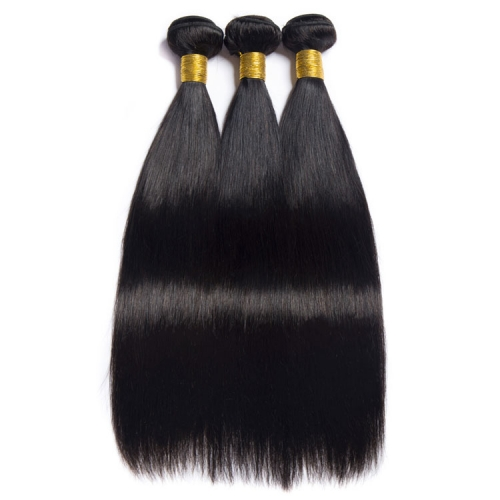 【13A 3PCS】 3pcs High Quality Peruvian Hair Straight 100% Unprocessed Peruvian Virgin Hair Smooth Human Peruvian Hair Extensions