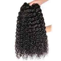 【13A 3PCS】Peruvian Human Hair Italy Curl High Quality Peruvian Virgin Hair Weave