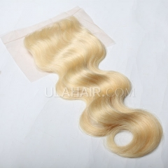 Body Wave #613  Human Hair Lace Closure 1PC Body Wave Lace Closure Virgin Hair