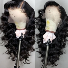 【In stock】13A 13x6 Lace Front Wigs Loose Wave 150% Density Lace Frontal Virgin Human Hair Lace Wigs