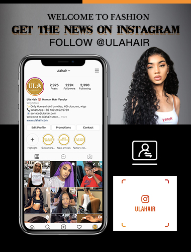 Welcome to Ula hair Instagram