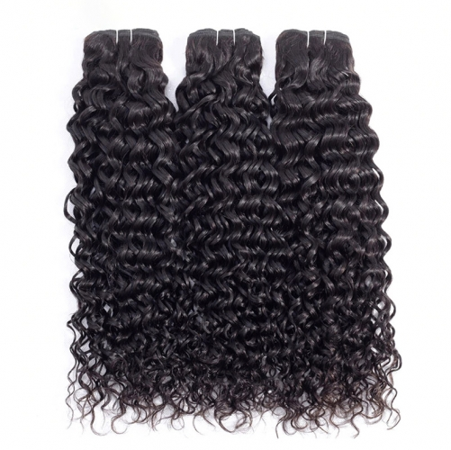 【12A 4PCS】 Brazilian Italy Curly Hair Bundles Curly Brazilian Virgin Human Hair No Shedding No Tangle Free Shipping