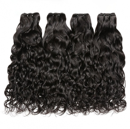 【12A 4PCS】 Italy Curly Hair Bundles Curly Peruvian Virgin Human Hair No Shedding No Tangle Free Shipping