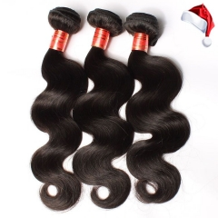 【12A 3PCS】Fast Shipping Brazilian Body Wave 3bundles High Quality Virgin Human Hair Bundles Free Shipping