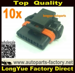 longyue 10kit 94-97 7.3L Ford PowerStroke  Valve Cover Gasket Harness Connector Repair Kit