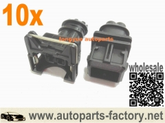 longyue 10set GM EV1 Female & Male Fuel Injector Connector Plug
