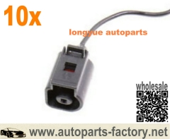 longyue 10pcs Audi VW Ignition Coil Connector Pigtail 1j0 973 701 6""