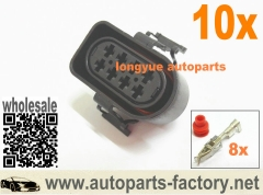 10set Transmission Multifunction Plug Connector 99-05 VW Jetta Golf MK4 Beetle 3A0973207A