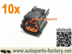 longyue 10set ignition coil repair plug connector fits Nissan 240sx S14 KA24DE DOHC 95 96 97 98