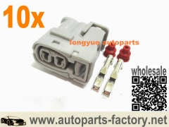 longyue 10set Ignition Coil Connector for Toyota 1JZ 2JZ 1JZ GTE 2JZ GTE Lexus SC300 Mazda RX7 S6/7