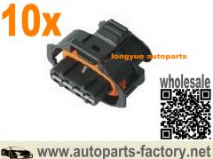longyue 10kit Connector Set For Saab 9-3 9-5 Diesel 1.9L Turbo Z19DTH Z19DTR MAP Sensor