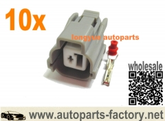 longyue 10set 92-00 Honda/Acura sensor connector for VTEC,A/C compressor,1 wire O2 connector