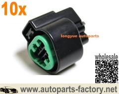 longyue 10kit Toyota 3 Pin Crank/Cam/Igniton female Connector