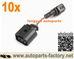 longyue 10pcs Volkswagen A/C Compressor Clutch Connector - Genuine Volkswagen 1J0971658