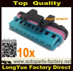 longyue 10kit 97-03 7.3L Ford PowerStroke  Valve Cover Gasket Harness Connector Repair Kit