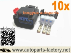 longyue 10pcs 3 way Repair Connector Fit MoPar Crank Cam Crankshaft Sensor and Ignition Coils