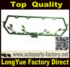 longyue 97-03 Powerstroke 7.3L valve cover Gasket with injector glow plug harness