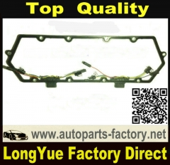 longyue(long yue) 94-97 Powerstroke 7.3 7.3L Valve cover Gasket with injector glow plug harness