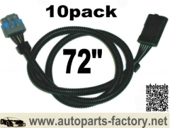 longyue 10pcs 6.5L Diesel FSD PMD Extension Harness  Fits The Grey Stanadyne PMD Modules 72""