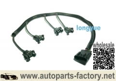longyue EV1 injector harness adapter 05-07 Chevrloet Cobalt SS LSJ Plug&Play 80lb 60lb