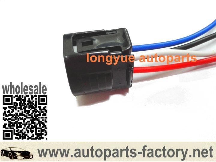 Long Yue Alternator Repair Plug Harness Connector 4