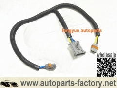 longyue Engine Cooling Fan Motor Wiring Harness ACDelco GM Original Equipment 19153469