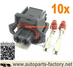 longyue 10kit 2 way connector for 03'-10' 6.0L & 4.5L Power Stroke PowerStroke