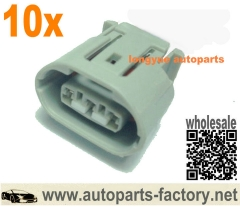 longyue 10kit Mazda 323 626 MX6 BA GE 2.0L 2.5L KF KL Ignition Coil IGC connector