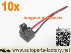 longyue 10pcs 2006 Ford Fusion Headlight Headlamp Wiring  Harness 6""