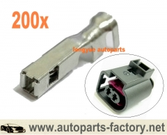 200pcs Terminals For Connector VW 4D0 971 992 .4D0971992 & Eberspacher & Webasto Pumps