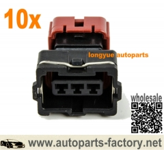 longyue 10pcs Nissan 300ZX Cam Crank sensor Throttle Position Sensor (TPS) Connector