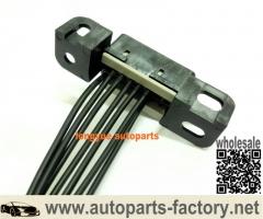 longyue 10pcs Jeep CJ8 Scrambler 5.9L Engine Wiring Harness OBDII OBD2 on