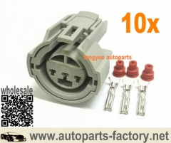 longyue 10set Honda Acura Integra MAP TPS Throttle Position Sensor Connector Plug Civic Integra S2000