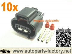longyue 10set Toyota 1JZ-GTE , 2JZ-GTE R152 W58 V160 VSS (vehicle speed sensor) 3P Car Connector