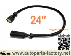 longyue 10pcs Oxygen Sensor Extension Cable for The 2015-2017 Ford Mustang GT/V6 24""
