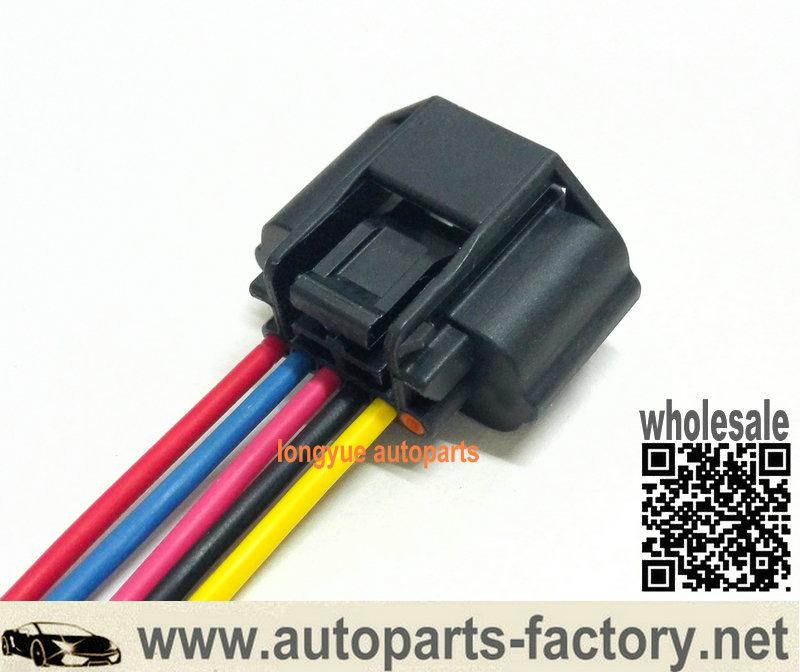 Nissan Infiniti Vq35 Maf Connector Pigtail Harness 350z G35 Maxima Altima 12 U0026quot