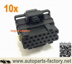 longyue 10set Fuel Injection Control Module (FICM) Repair Connector Kit & terminals 1456315-2 (AP0019)