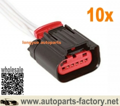 longyue 10pcs 5 wire Throttle Actuator Connector ACDelco GM Original Equipment PT2706 12""