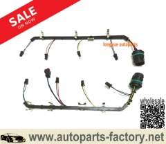 longyue 08-10 6.4L Powerstroke Diesel OEM Genuine Ford Fuel Injector R/H Wiring Harness F250 F350