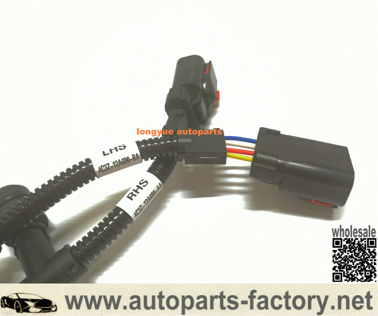 2004 Ford Glow Plug Harness Excursion F250 F350 F450 F550