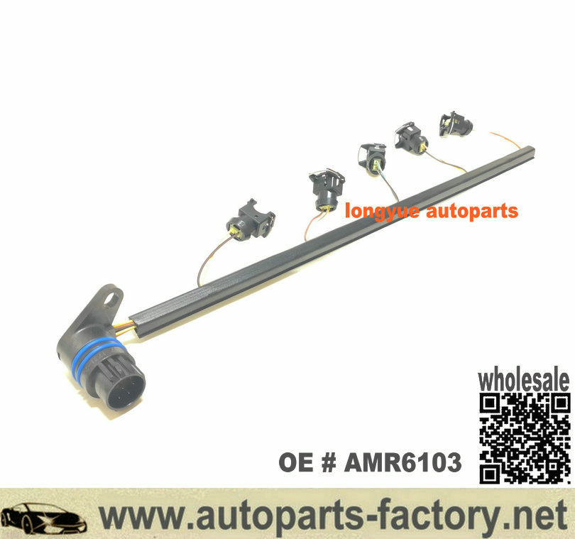 Land Rover Defender Discovery 2 Td5 Oem Injector Wiring