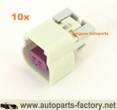 longyue 10set GM 2P Knock Sensor Connector Kit– LS2 LS3 LS7 etc.